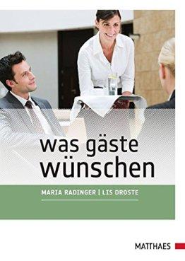 Was Gäste wünschen - 1
