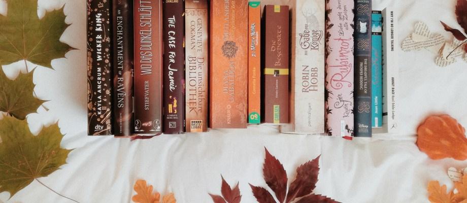 Finally Fall Book [TAG]