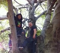 NYC Aidan & BP in a tree2