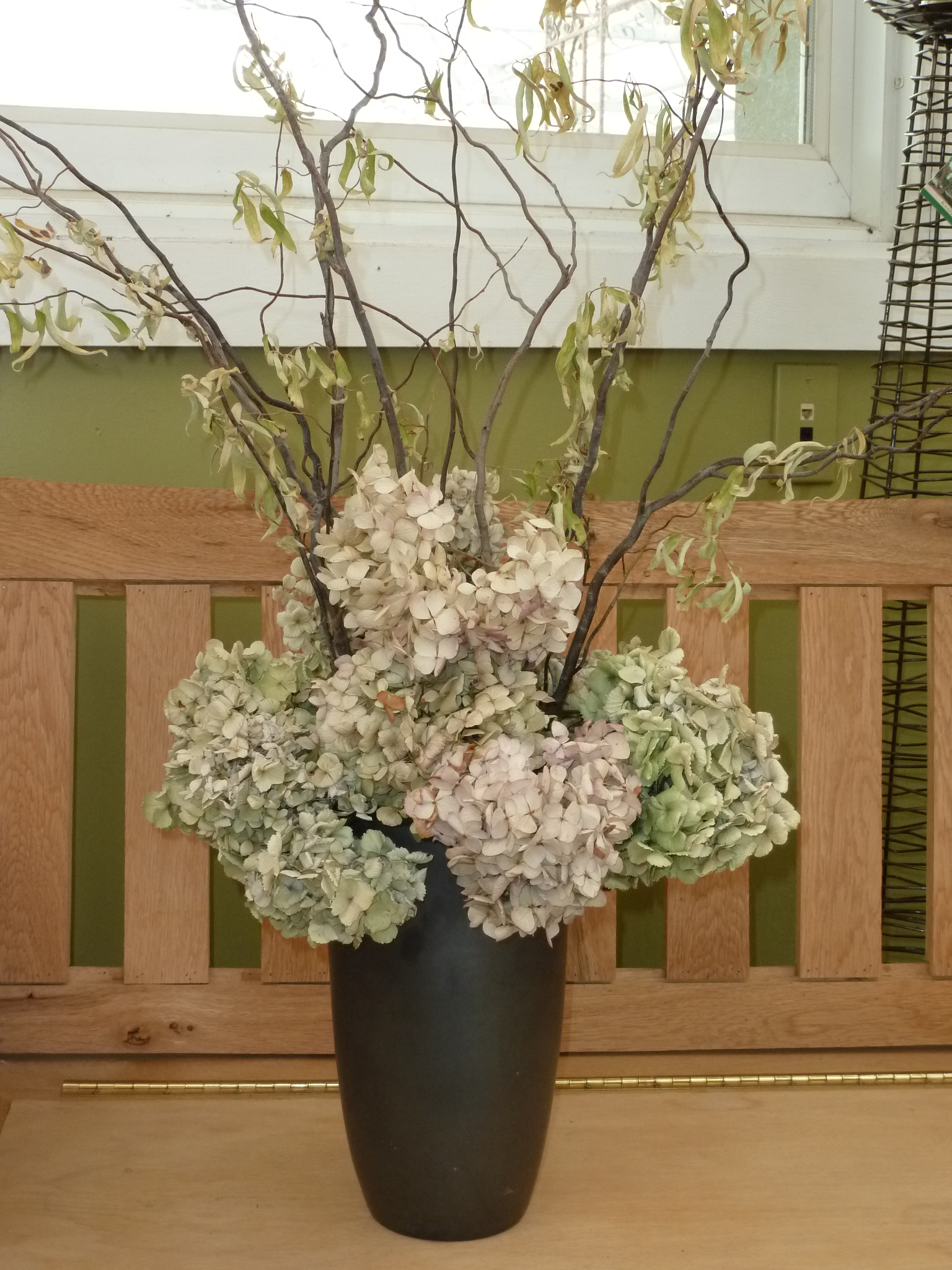Small Hydrangea Arrangements