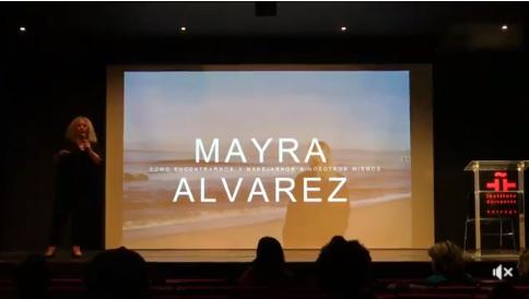 Mayra Alvarez Coach Ontológica