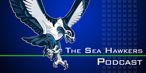 Sea Hawkers Podcast logo