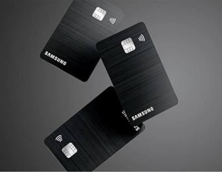 Cartão de crédito Samsung