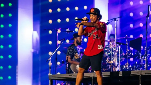 Bruno Mars, el señor hit
