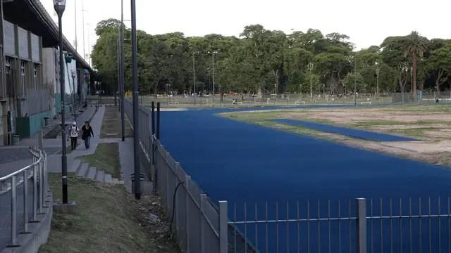 Con una nueva pista, el oeste porteño será el polo runner más codiciado, el circuito de 400 metros ubicado en el Parque Chacabuco tendrá una carpeta sintética homologada por la IAAF; se inaugurará los primeros días de diciembre