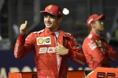 El piloto de Mónaco, Charles Leclerc fue el encargado de las pruebas entre la marca italiana con los nuevos neumáticos