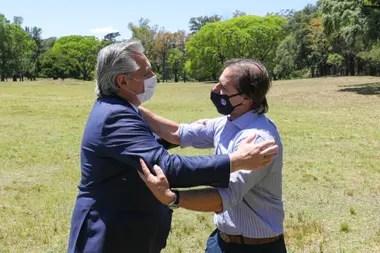 Alberto Fernández y Luis Lacalle Pou se encontraron esta semana
