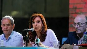 """""""Si es tan pesada la herencia, que la devuelvan"""", y otras frases de Cristina Kirchner en Atlanta"""