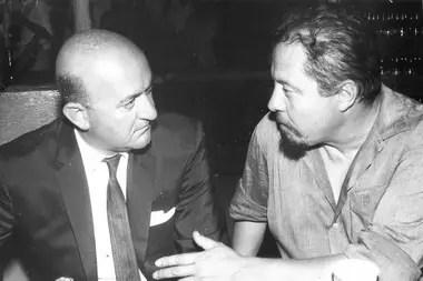 Eduardo Falú y Jaime Dávalos, una dupla compositiva irrepetible que aportó grandes obras al cancionero folclórico (y, por supuesto, al festival de Cosquín)
