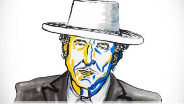 Dylan, el nuevo Nobel de Literatura