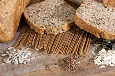 Los cereales y harinas integrales son de lenta absorción, a diferencia de los simples, cuya acción es más corta