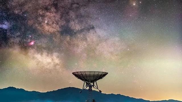 El CART será el radiotelescopio más grande de América del sur