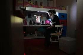 Sabrina Agulnik conoce todas las claves de su hija Miranda, de 10 años