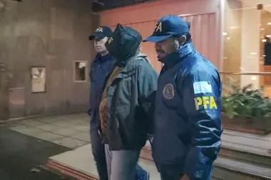 Detuvieron a un segundo sospechoso del ataque a balazos a Yadón y Olivares
