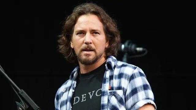 Eddie Vedder retorna al frente de Pearl Jam, una de las bandas símbolo del festival