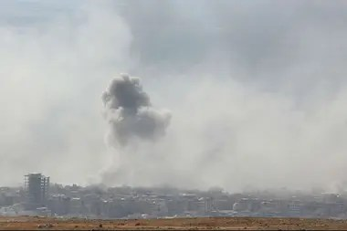 El ataque químico sobre Duma