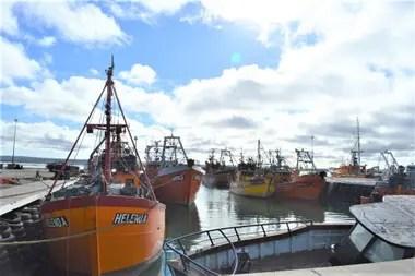 Hay 22.000 personas vinculadas con la actividad pesquera