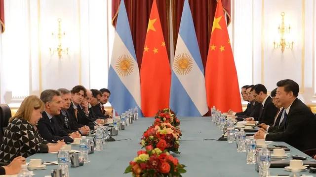 Macri y Xi mantuvieron un encuentro de 30 minutos en Washington
