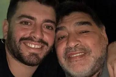 Diego Junior utilizó sus redes sociales para enviarle un emotivo saludo a su padre por su cumpleaños número 60