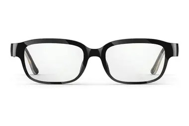 Sin cámara, a diferencia de los Google Glass, los Echo Frames de Amazon basan todas las interacciones con las funciones de notificaciones de audio del asistente Alexa y una conexión inalámbrica Bluetooth a un teléfono móvil