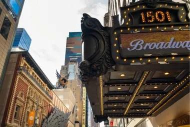 ¿Broadway de día? Si estás dispuesto, es mucho más accesible