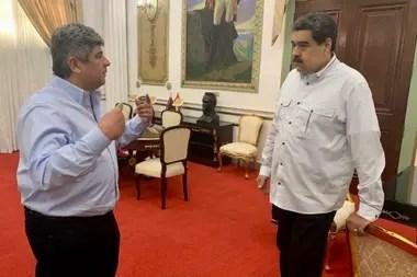 Moyano y Maduro, en Miraflores