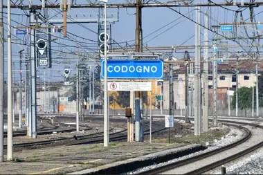 La estación de Codogno fue cerrada