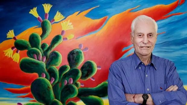 El padre del land art y su obra