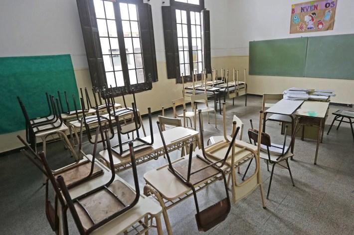 Coronavirus en la Argentina: el Gobierno rechazó el protocolo de apertura de aulas presentado por la Ciudad - LA NACION