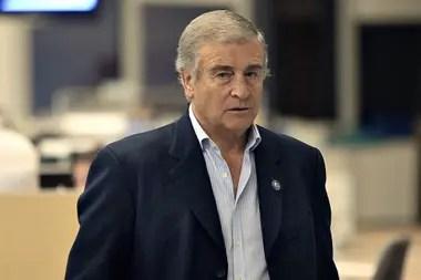 Oscar Aguad apuntó que el déficit de Iosfa se originó en el alto componente en negro de los sueldos militares durante el kirchnerismo