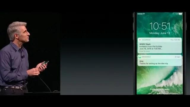Las nuevas notificaciones en la pantalla de bloqueo de iOS 10