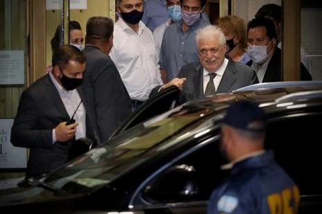 González García deja el Ministerio de Salud después de renunciar Fuente: LA NACION - Crédito: Hernán Zenteno
