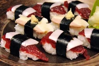 Hoy en día, la carne de ballena representa solo el 0,1% de toda la carne vendida en Japón