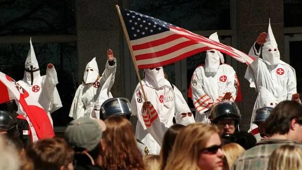 El Ku Klux Klan hará un desfile para celebrar la victoria de Donald Trump