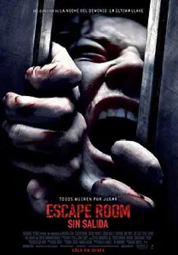 Resultado de imagen para escape room sin salida poster