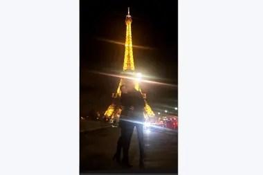 Los enamorados pasarán cuatro días en la llamada Ciudad Luz o del Amor
