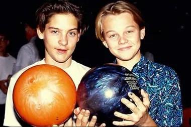 Maguire y DiCaprio mantienen una muy cercana relación desde que eran niños