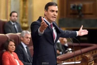 Pedro Sánchez clama la unidad y la
