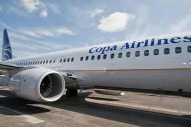 La aerolínea panameña Copa Airlines registró unas pérdidas netas de 118 millones de dólares en el tercer trimestre del año