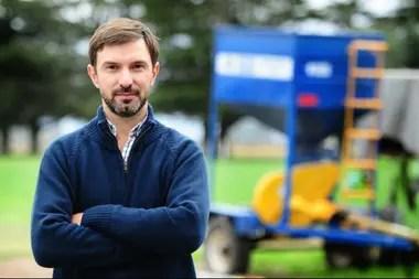 Martín Navarro, director de Mercado y Propuesta de Valor en Soja de Bayer