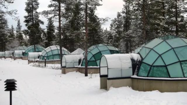 Pasar una noche en este hotel de lujo de Finlandia cuesta US$605