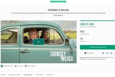 El documental llegó a su primera meta de recaudación de fondos, pero busca alcanzar su