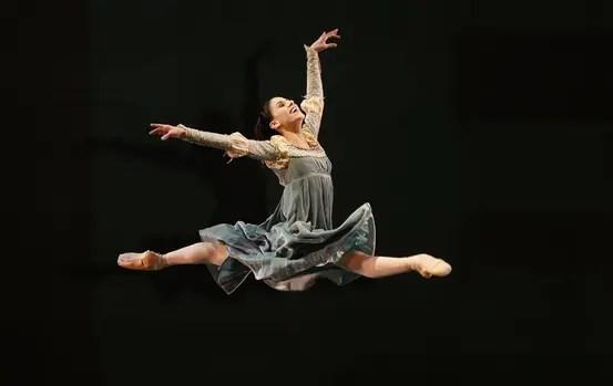 Ayer, otra vez Paloma Herrera deslumbró en el Teatro Colón