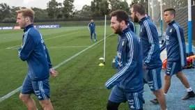 Biglia, Messi, Higuaín y Dybala, todos titulares