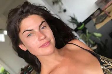 La nueva vida Lucía Torn, en una isla paradisíaca cerca de Bali, donde prefirió quedarse después de que la Argentina cerrara las fronteras