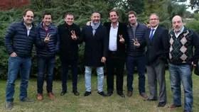 Intendentes de la primera sección electoral pidieron por la candidatura de Cristina Kirchner