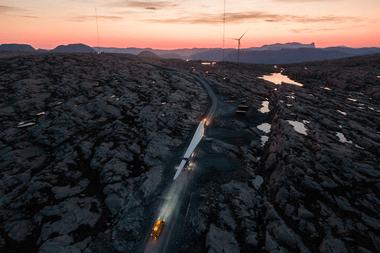 Noruega aceptó solamente abrir sus fronteras con Dinamarca, Finlandia e Islandia