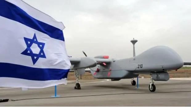 Los drones de Israel fueron espiados durante 20 años