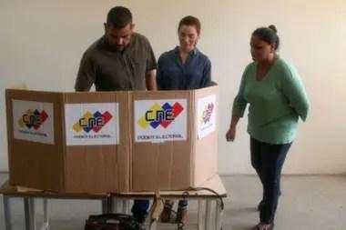 La oposición denuncia que las condiciones en las que se han celebrado las elecciones no son justas