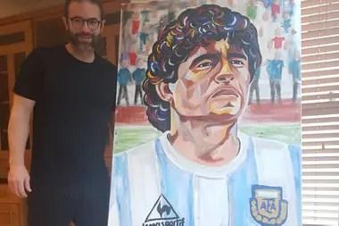 Fondato y una imagen icónica: Maradona en el Mundial de México 86